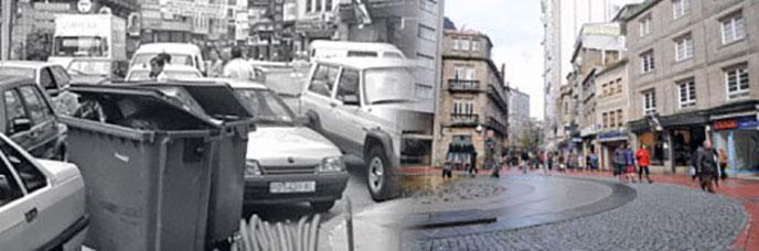 Praza de Compostela